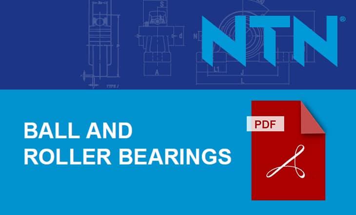 دانلود کاتالوگ بلبرینگ NTN